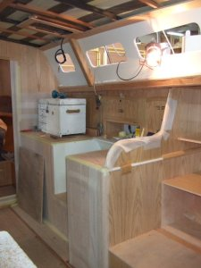 Khujada2 interior fitting 8